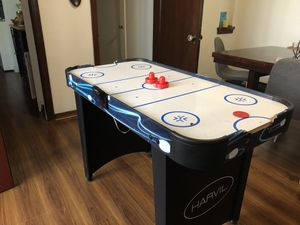 Air Hockey Table great fun for kids! for Sale in Los Angeles, CA