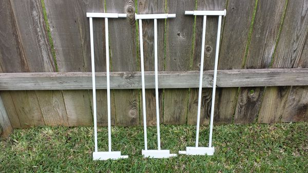 """Baby gate 6"""" extension"""