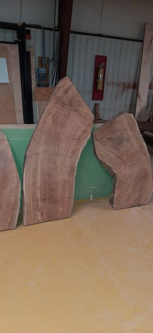 Solid Navid Cherry Free from Slabs for Sale in Broadway, VA