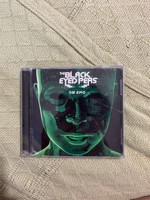 The Black Eyed Peas The End CD for Sale in Queens, NY