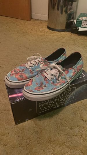 Star Wars Edition Vans Authentic for Sale in Dallas, TX