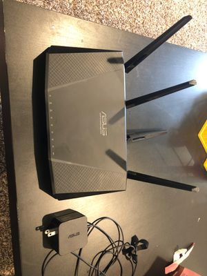asus rt-ac87u router for Sale in Cicero, IL
