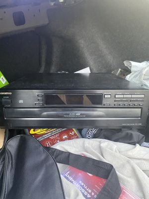 Onkyo DX-C380 6 Disc Carousel CD Player for Sale in San Diego, CA