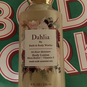 Dahlia 24 Hour Body Lotion for Sale in Rancho Cucamonga, CA