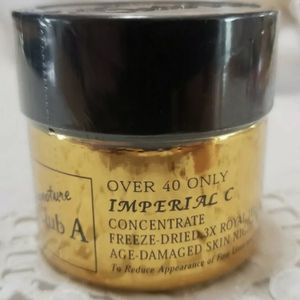 Signature CLUB A Over 40 IMPERIAL C Freeze Dried 3x ROYAL JELLY Night ELIXIR New for Sale in San Diego, CA