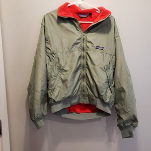Vintage Patagonia Green Sage Bomber Jacket Sz. Med for Sale in Owensboro, KY