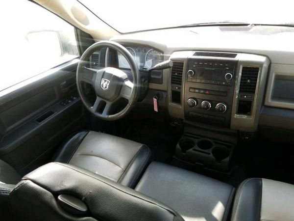 2012 Ram 1500 Quad Cab