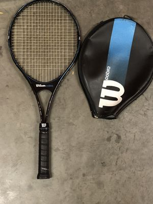 Wilson Cobra Tennis Racket amd Case for Sale in Westminster, CA