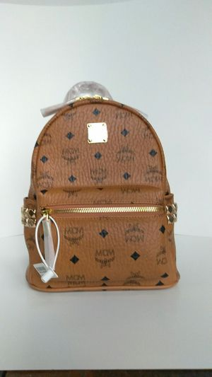 Small MCM Stark side stud backpack for Sale in Orlando, FL