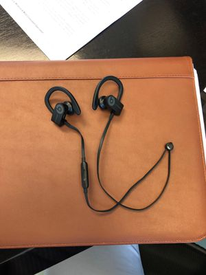 Power Beats 3 (perfect condition) for Sale in Houston, TX