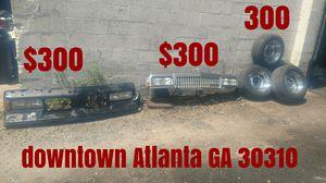 Chrome rallies $300 need tires for Sale in Atlanta, GA