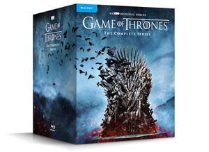 Game of Thrones The Complete Series Blue-ray for Sale in Corinth, TX