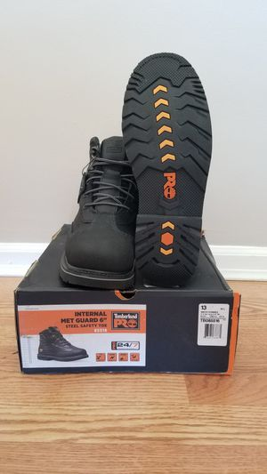 Timberland Work Boots for Sale in Inkster, MI