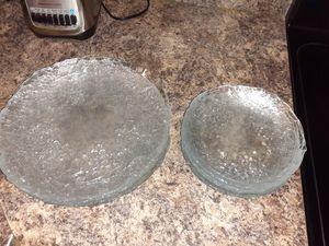 Glass plates for Sale in Pompano Beach, FL
