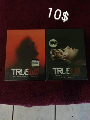 True Blood: The Complete Sixth Season & season 7 for Sale in Los Angeles, CA