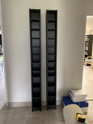 2 Adjustable bookshelves $60 for Sale in Bingham Farms, MI