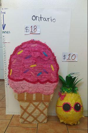 Pinatas precios varian segun el diseño y decoración for Sale in Ontario, CA
