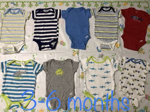 3-6 month babyboy clothes for Sale in Arlington, VA