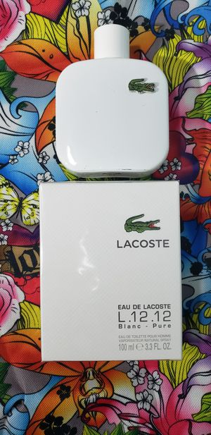 Lacoste 3.3oz $45$ each for Sale in Los Angeles, CA