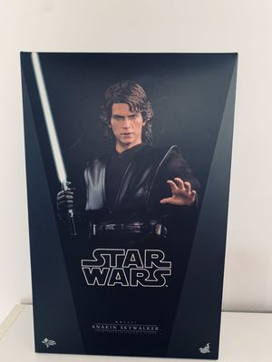 ANAKIN SKYWALKER HOT TOYS 1/6th Scale Figure for Sale in Montebello, CA