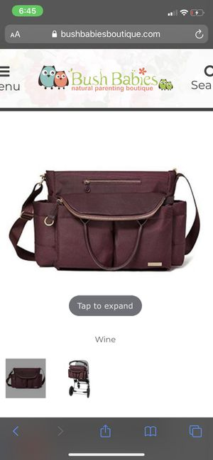 Skip Hop Chelsea Diaper Bag for Sale in Washington, DC