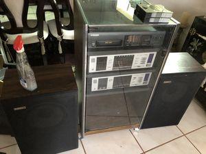 Home stereo equipment for Sale in Miami, FL