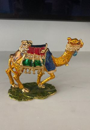 Vintage Gold Camel decoration for Sale in Oak Brook, IL