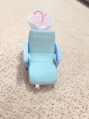 American girl doll salon chair for Sale in Galena, OH