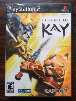 Legend of Kay PS2 game for Sale in Lynnwood, WA