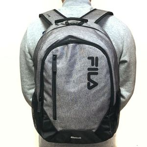 Brand NEW! Fila Grey Backpack For Everyday Use/Work/School/Traveling/Sports/Outdoors/Biking/Gifts for Sale in Carson, CA