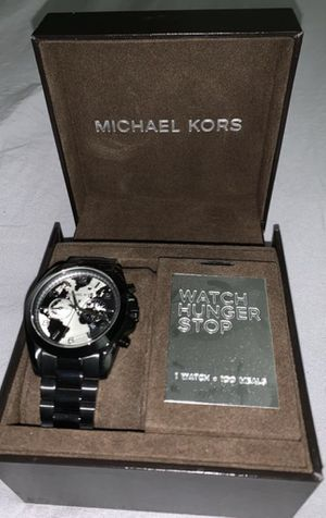 Brand new men's watch Retails for $295+ tax ! for Sale in Cedar Hill, TX