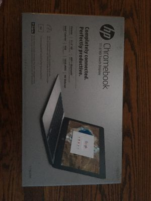 Hp Chromebook 11.6 HD Touch Display for Sale in Lansing, IL