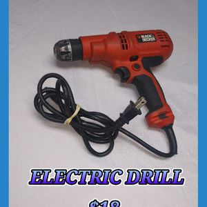 ELECTRIC DRILL (Used in Good Condition) for Sale in Brandon, FL