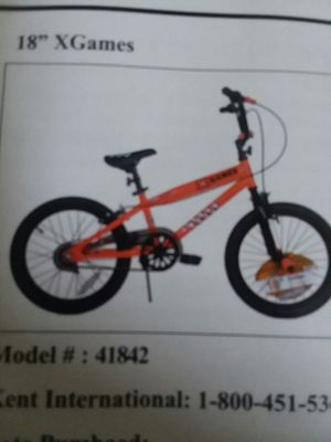 Boys bike new for Sale in Wellford, SC