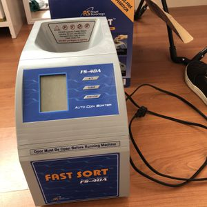 Digital Coin Counting/Sorting Machine for Sale in Stockton, CA