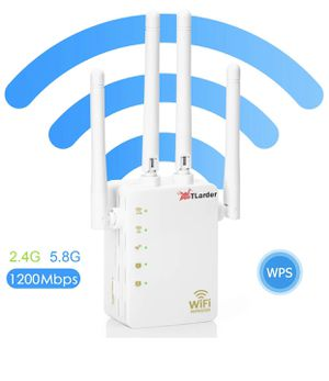 WiFi Range Extender Repeater,1200Mbps Router Wireless WiFi for Sale in Hacienda Heights, CA