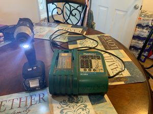 Makita with 1 battery and charger for Sale in San Diego, CA
