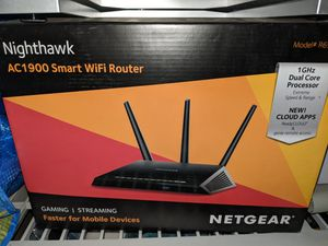 Router and cable modem for Sale in Thornton, CO