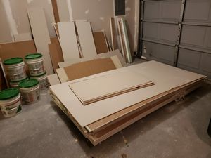 3/8 4x8 Sheets of Drywall for Sale in NO POTOMAC, MD