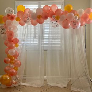 2 separate Balloon garland only for Sale in Commerce, CA