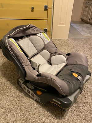 Chicco KeyFit 30 car seat and base for Sale in Dallas, TX