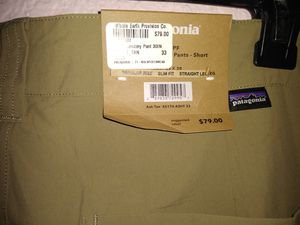 Patagonia Army Style Pants 36X30 for Sale in Dallas, TX