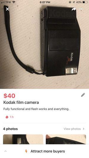 Film camera for Sale in Tulare, CA