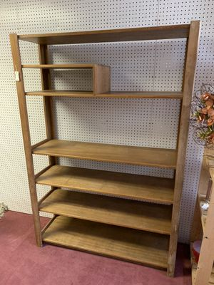 Nice Large and Sturdy Shelving Unit/Bookcase for Sale in Baltimore, MD