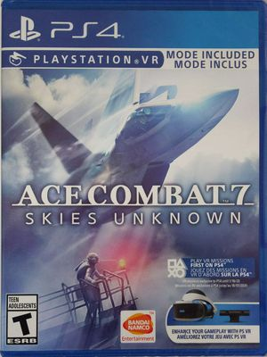 Ace Combat 7 Skies Unknown PS4 for Sale in Miami, FL