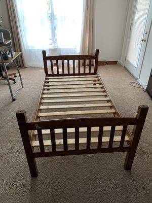 Twin bed/bed frame for Sale in Richmond, VA
