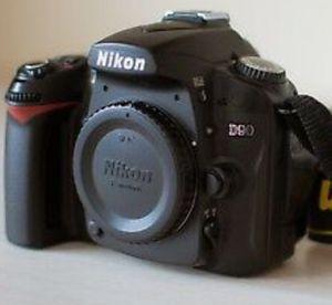Nikon D90 Digital SLR Camera for Sale in Hesperia, CA