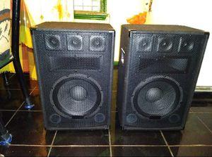 GEMINI - GSM 1260 DJ SPEAKERS for Sale in Compton, CA