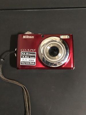 Nikon coolpix for Sale in Tulsa, OK