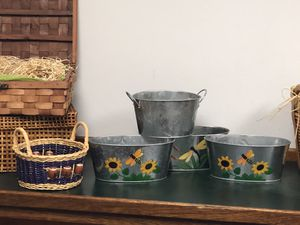 Baskets & containers for Sale in Seattle, WA